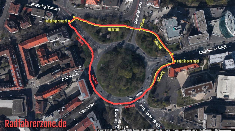 Berliner Ring für Radfahrer | Radfahrerzone.de
