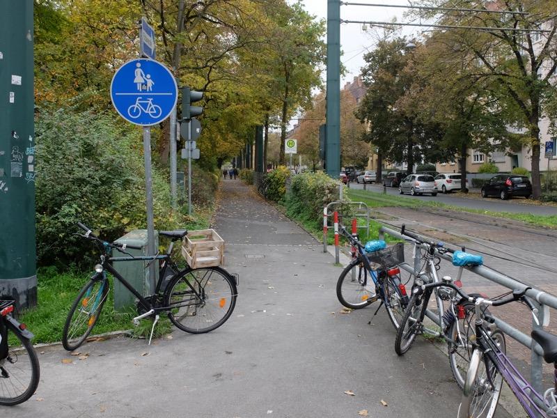 Von dieser Seite muß man nicht absteigen | Radfahrerzone.de