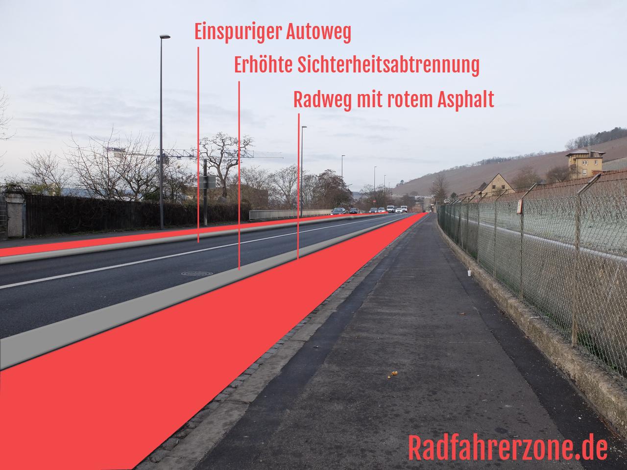 Eine Lösung für den Stadtring Nord | Radfahrerzone.de