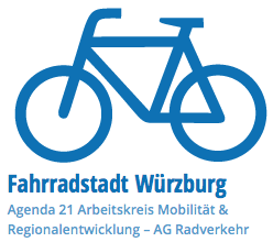 Logo Agenda 21: AG Radverkehr