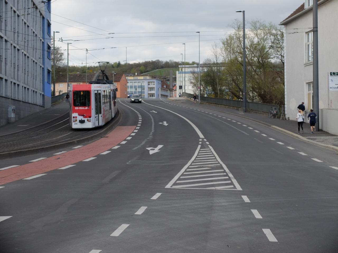 Grombühlbrücke | Radfahrerzone.de