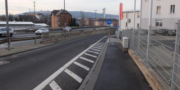 13-Stadtring-Nord-Ausfahrt-zur-Rotkreutzstrasse